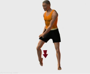 Calentar, estirar y mejorar el tren inferior sin lesiones:calentar: tobillos