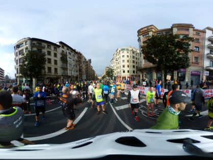 360º Media Maratón de Irun en directo