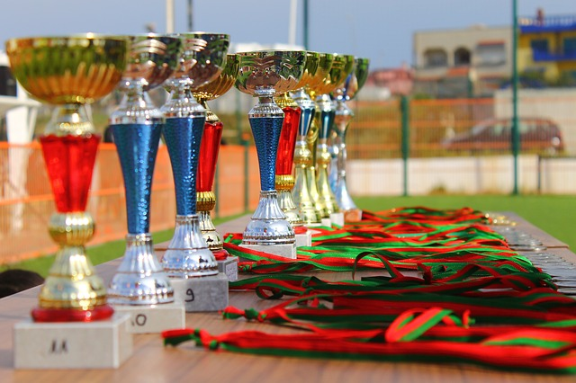 trofeos carrera virtual