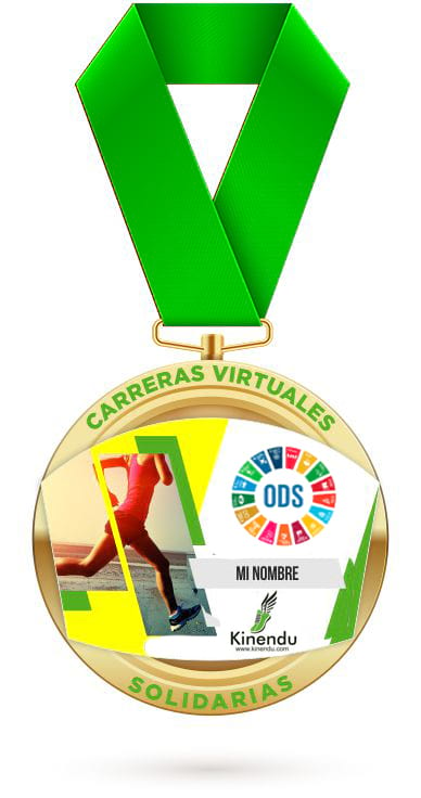 Carreras virtuales running solidarias